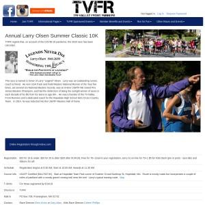 11th Annual Larry Olsen Classic 10K