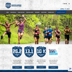 2021 Foot Levelers Blue Ridge Marathon
