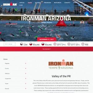2021 IRONMAN Arizona