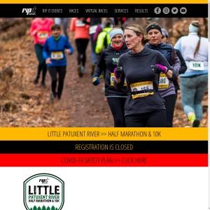 2021 Little Patuxent River Half Marathon & 10K