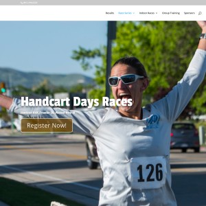 2021 South Davis Handcart Days Races