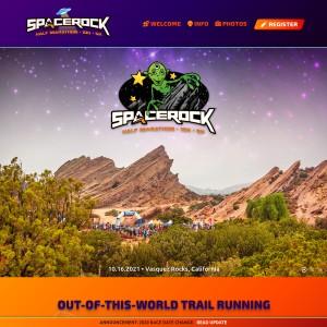 2021 SPACEROCK Trail Race