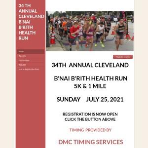 B'nai B'rith Health Run