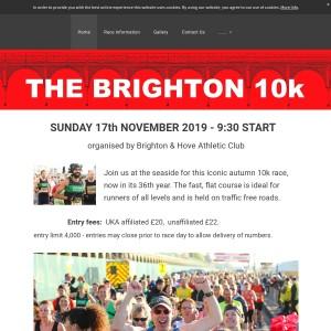 Brighton 10k 2021