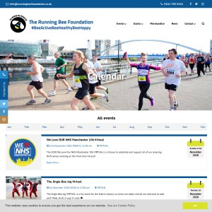 Dr. Ron Hill Hyde 7 Mile 13th June 2021, 9.30am Start, brought to you by The Running Bee Foundation
