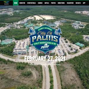 Fort Myers City of Palms Half Marathon & 5k | ELITE EVENTS