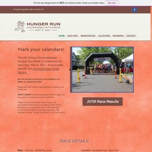 Hummelstown Hunger Run 2021