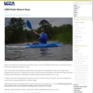 January Black Rock Park Kayak Intro