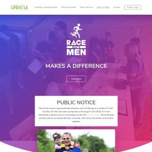 Race for Men - Salisbury 2021