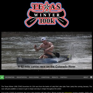 Texas Winter 100k 2021