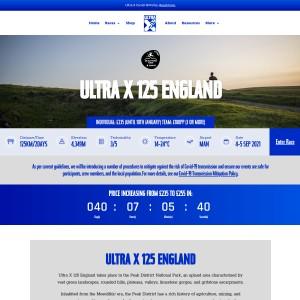 Ultra X 125 England 2021