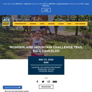 Wonderland Mountain Challenge 2021